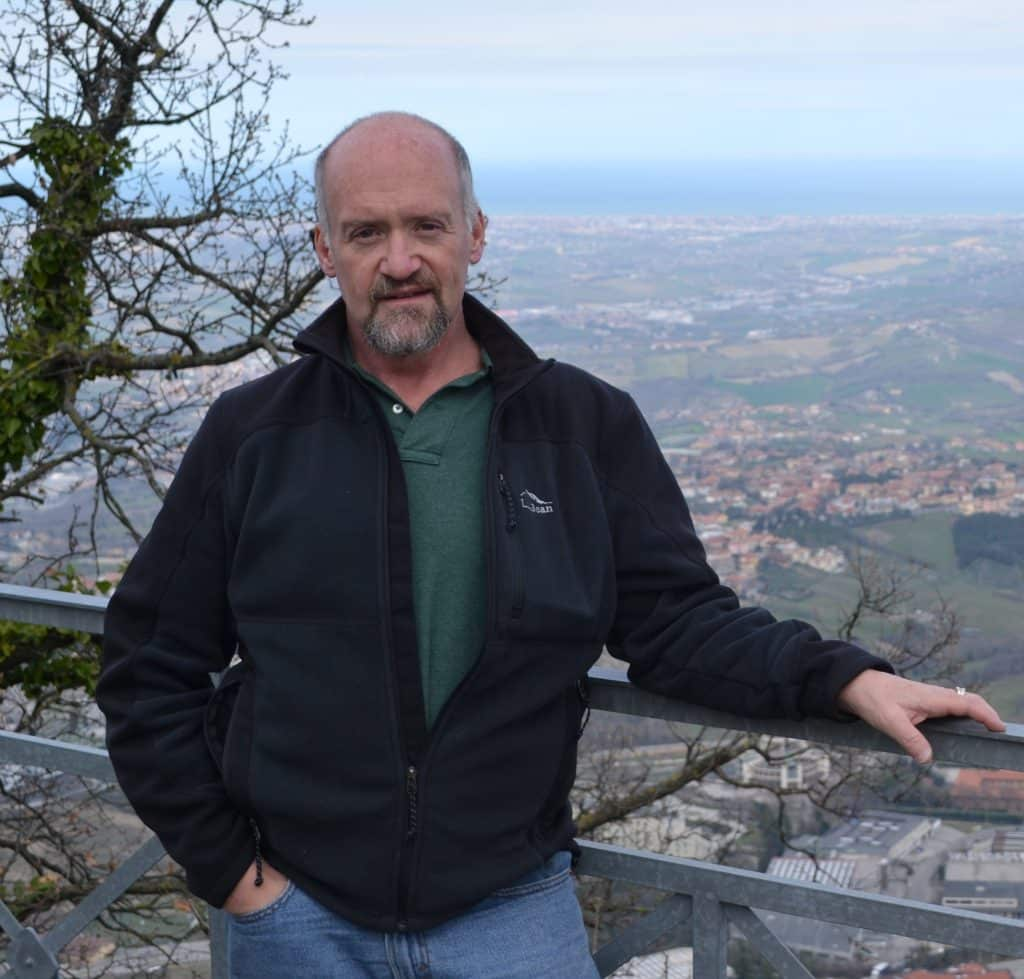 Jim San Marino pic - About